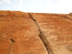 Rock Climbing Photo: for everyone else this section is OW.  for alexis ...
