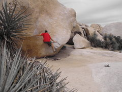 Rock Climbing Photo: the quintessential stem gem shot.