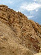 Rock Climbing Photo: dairy queen wall solo circuit