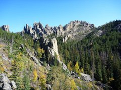 Rock Climbing Photo: Yeah.  Never get tired of this view.  Cathedral Sp...