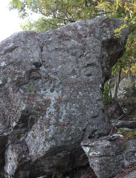 Rock Climbing Photo: back end/profile