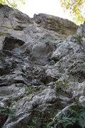 Rock Climbing Photo: right 1/3 of main cliff face