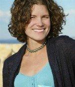 Majka Burhardt, writer, filmmaker, climber, and guide.