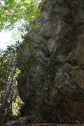 Rock Climbing Photo: Offering Boulder