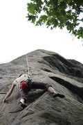 Rock Climbing Photo: Lonesome Dove