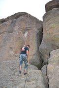 Rock Climbing Photo: Teething Biscuit.