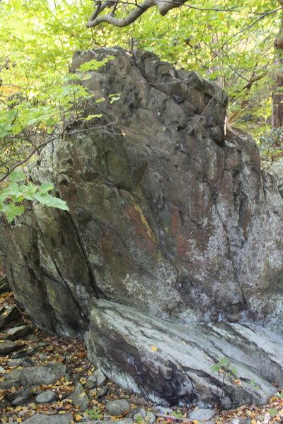 Scalloped Boulder