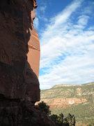 Rock Climbing Photo: Escalante Canyon.