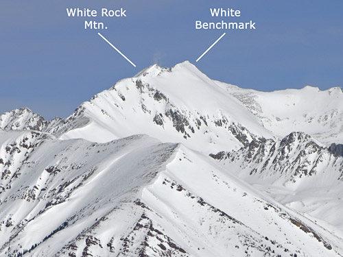 White Rock Mtn.