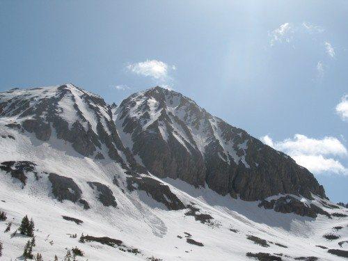 Pecurious Peak
