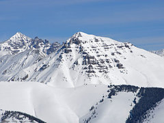Rock Climbing Photo: Teocalli Mtn.