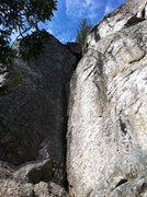 Rock Climbing Photo: #16