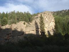 Rock Climbing Photo: The Icebox.