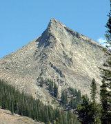 Rock Climbing Photo: Crested Butte Ridge