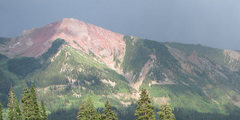 Rock Climbing Photo: Avery Peak