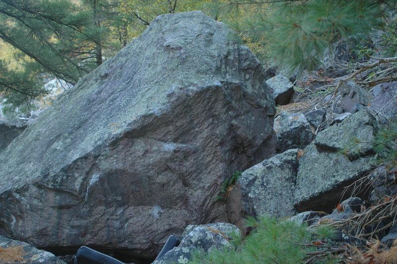 Rock Climbing Photo: Empty Space.