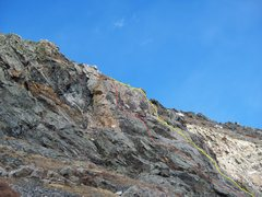 Rock Climbing Photo: The Second Reincarnation of the Golden Goat is in ...