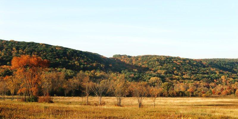 Roznos Prairie and South Bluff