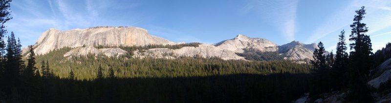 Rock Climbing Photo: Medlicott & Dozier Domes