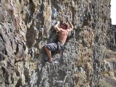Rock Climbing Photo: King of the Ruins