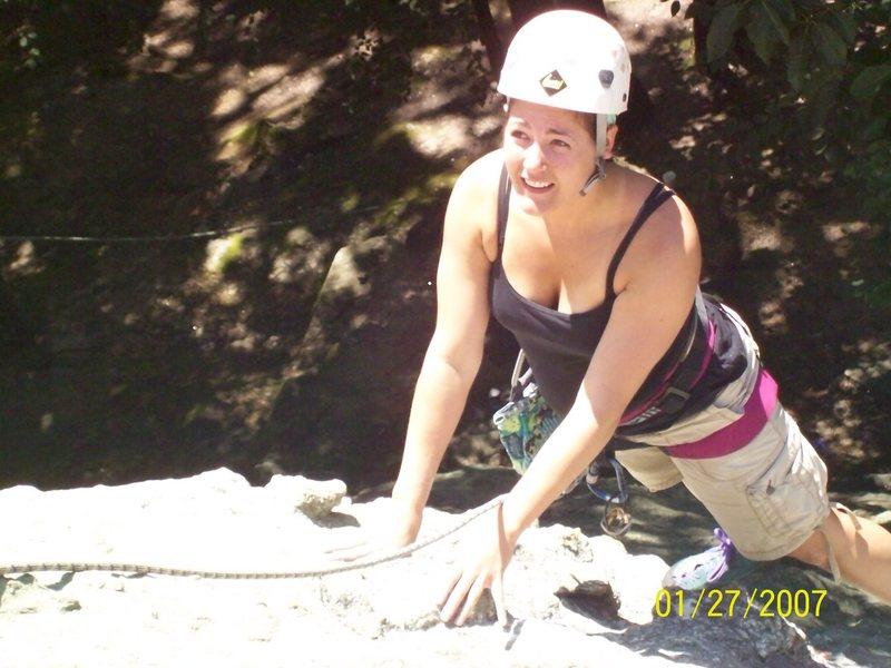 Rock Climbing Photo: Slabs at Rimmon
