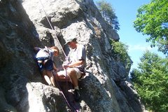 Rock Climbing Photo: Instruction