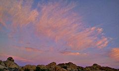 Rock Climbing Photo: Jumbo Rocks