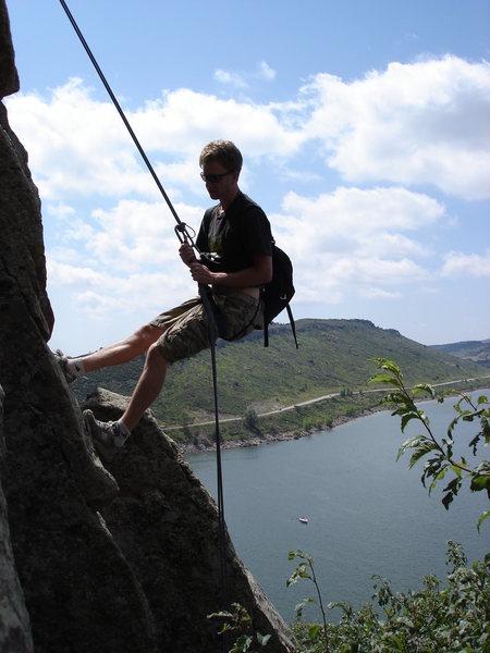 Rock Climbing Photo: Duncan's Ridge