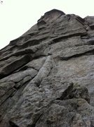 Rock Climbing Photo: The Bottom of the Mutt and Jeff and the Southwest ...
