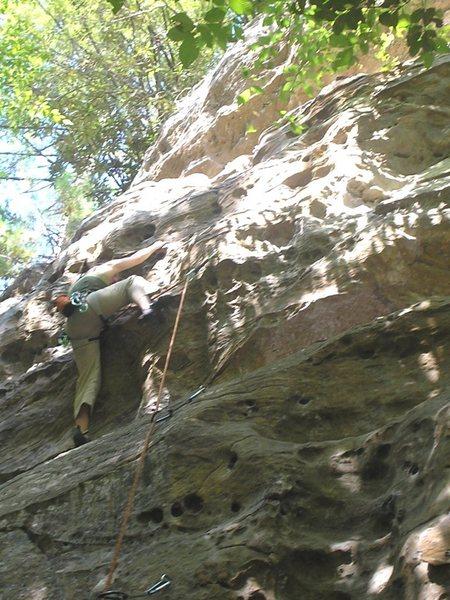 Rock Climbing Photo: watering hole