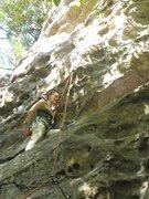 Rock Climbing Photo: the fun begins here