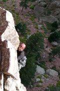 Rock Climbing Photo: P2 of Rewritten (5.7)  photo by Jason Partin