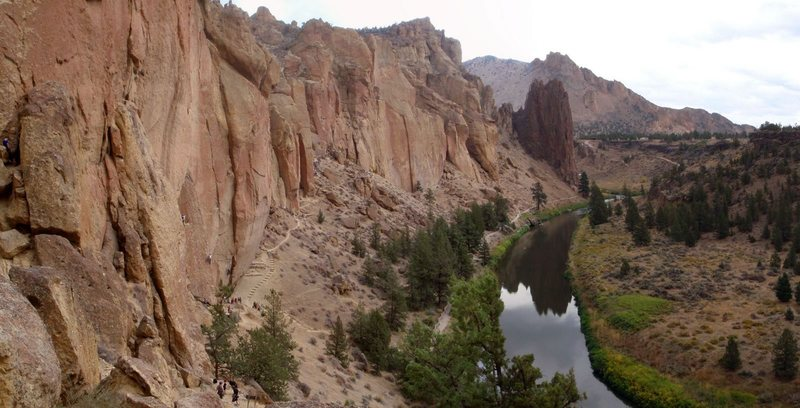 The Dihedrals, Smith Rocks