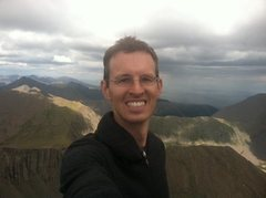 Rock Climbing Photo: Summit of Crestone, Needle. Climbed Ellingwood Are...