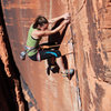 Bethany Julka gives Suffering Cats a good burn in the fall sun. www.mattkuehlphoto.com