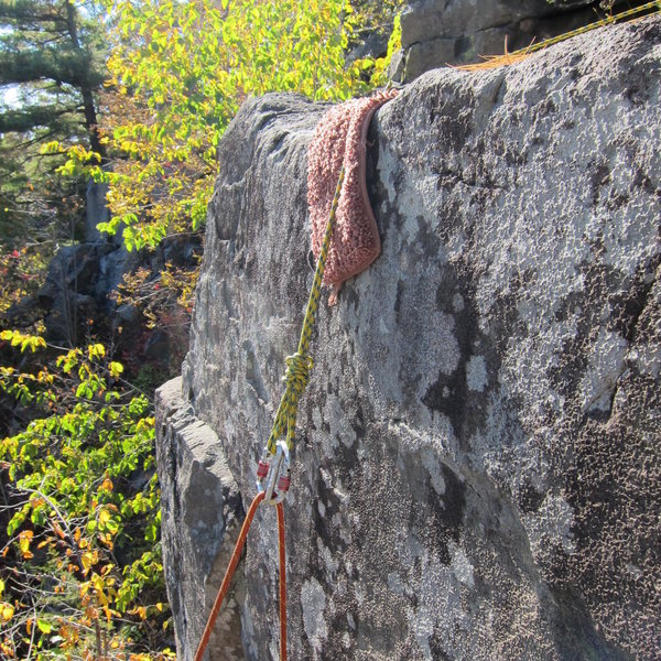 every good Minnesota crag pack should have at least one carpet sample