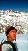 Rock Climbing Photo: Talk about meditation...