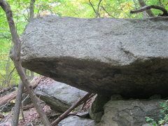 Rock Climbing Photo: Wing of Stone