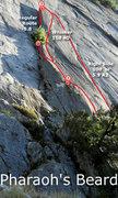 Rock Climbing Photo: Pharaoh's Beard