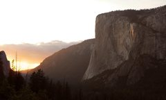 Rock Climbing Photo: The El Cap Base page could use some more photos.