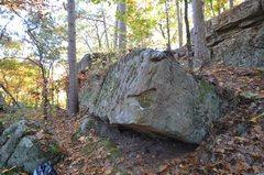 Rock Climbing Photo: Got Shorty boulder