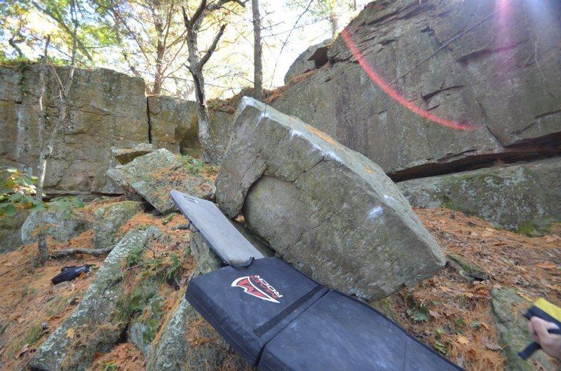 Rock Climbing Photo: Makes me smile