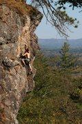 Rock Climbing Photo: stranger danger