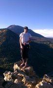 Rock Climbing Photo: Top of Royal