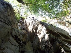 Rock Climbing Photo: The Flight of Gumbie 5.9+