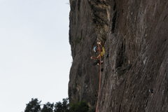 Rock Climbing Photo: Great route to climb in your approach shoes!