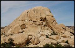 Rock Climbing Photo: Outhouse Rock. Photo by Blitzo.