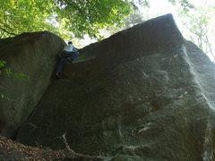 Rock Climbing Photo: Zaciatko