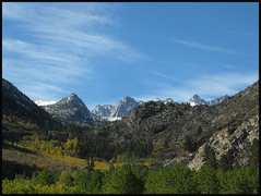 Rock Climbing Photo: Aspendell area. Photo by Blitzo.