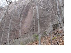 Rock Climbing Photo: Subversive Behavior